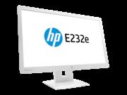 Moniteur HP EliteDisplay E232e de 23 pouces (ENERGY STAR)