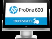 HP:n kosketusnäytöllinen ProOne 600 G2 All-in-One -tietokone, 54,61 cm (21,5 tuumaa)