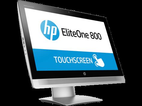 """ПК HP EliteOne 800 G2 All-in-One, 58,4 см (23""""), с сенсорным дисплеем"""