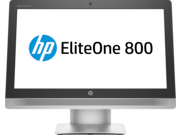 HP EliteOne 800 G2 58,4 cm-es (23 hüvelykes), nem érintőképernyős All-in-One számítógép