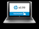 PC desmontable HP x2 210
