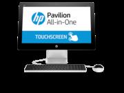 PC Desktop HP Pavilion All-in-One serie 23-q200 (táctil)