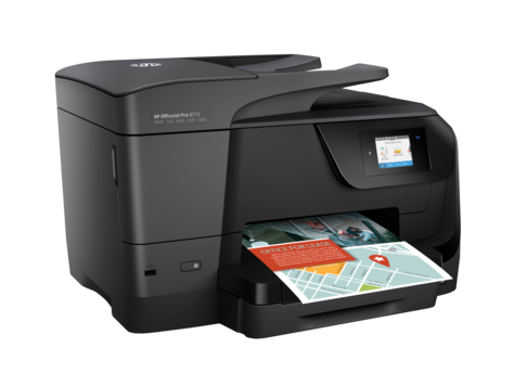 Hp Officejet Pro 8715 All In One Printer J6x76a Hp