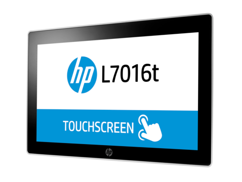 HP L7016t 15.6-inch Retail Touch Monitor