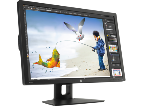 HP Z Display Z30i 30-inch IPS LED Backlit Monitor