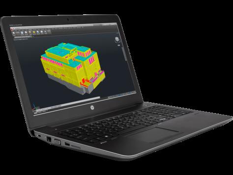 Workstation móvil HP ZBook 15 G3