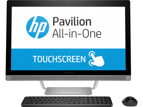 HP Pavilion All-in-One - 27-a002la (táctil)