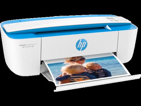 Impresora todo-en-uno HP Deskjet Ink Advantage 3775