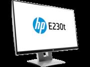 HP EliteDisplay E230t 58.42 cm (23-inch) Touch Monitor