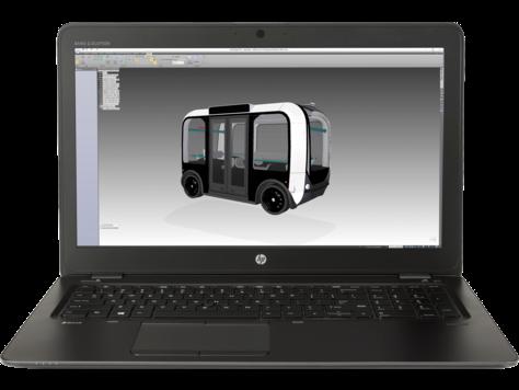 Estación de trabajo móvil HP ZBook 15u G4