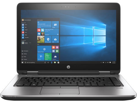 Ordinateur portable HP ProBook 640 G3 (ENERGY STAR)