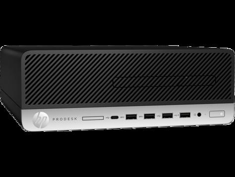 ПК HP ProDesk 600 G3, корпус малого форм-фактора