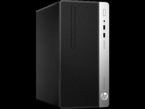 ПК HP ProDesk 400 G4, корпус Microtower