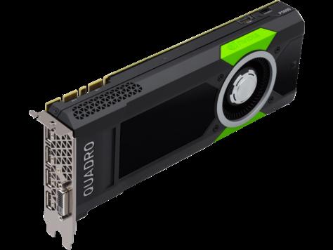 HP NVIDIA Quadro P4000 8GB Graphics - 1ME40AA