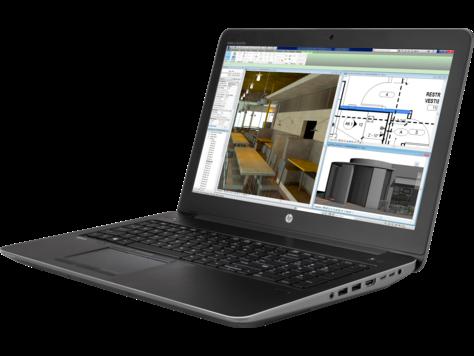 Estación de trabajo móvil HP ZBook 15 G4