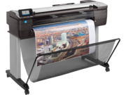 HP DesignJet T830 MFP with armor case (without Wi-Fi)