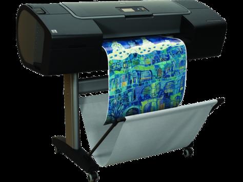 HP DesignJet Z2100 1118 mm Fotoğraf Yazıcısı