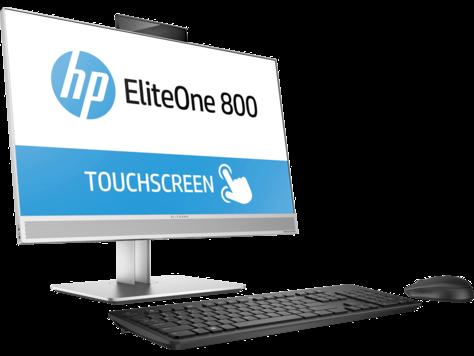 """Моноблок HP EliteOne 800 G3, 23,8"""", графический адаптер, с сенсорным экраном"""