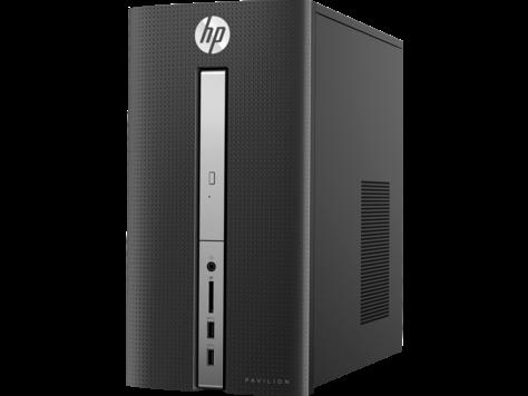 Serie de ordenadores de sobremesa HP Pavilion 570-p000