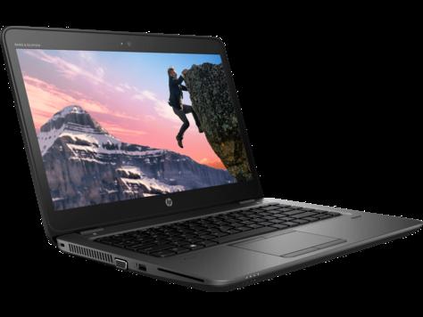 HP ZBook 14u G4 mobil arbeidsstasjon
