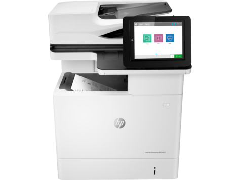 HP LaserJet Enterprise 多功能事務機 M631dn
