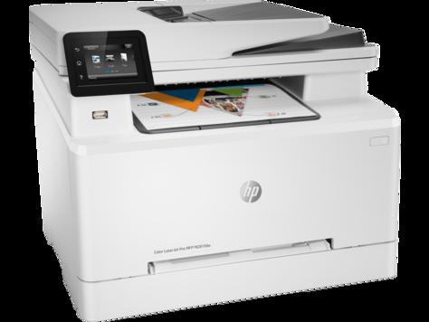 HP Color LaserJet Pro 多功能事務機 M281fdw