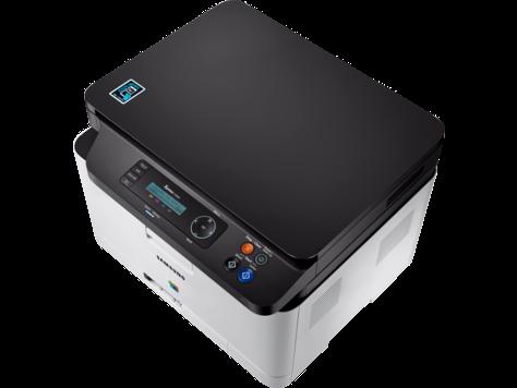 Impresora l ser multifunci n a color samsung xpress sl for Impresora 3d laser