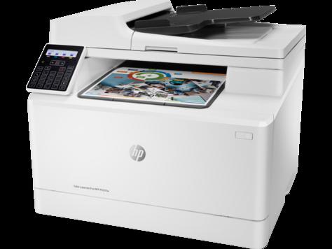 惠普Color LaserJet Pro MFP M181fw