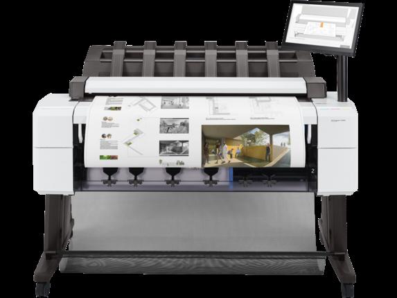 HP DesignJet T2600dr 36-in PostScript MFP