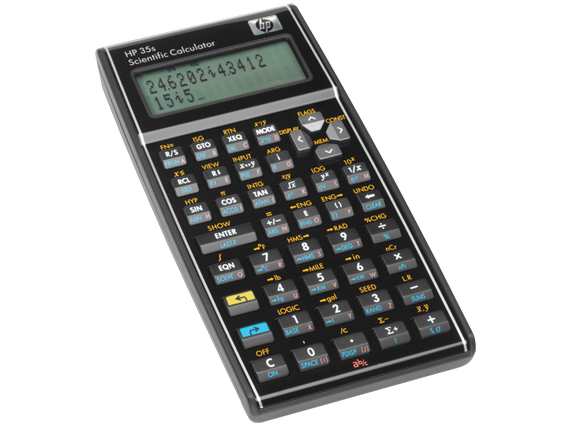 hp 35s scientific calculator f2215aa hp united states