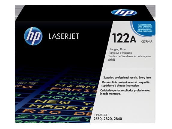 hp 122a laserjet imaging drum q3964a hp middle east rh www8 hp com HP LaserJet 2550L HP 2550 Buttons