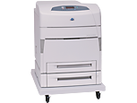 HP Color LaserJet 5550dtn Printer