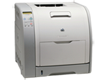 HP Color LaserJet 3550n Printer