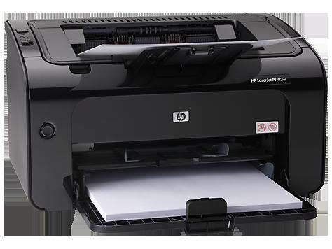 HP LaserJet Pro P1102w Basic XP