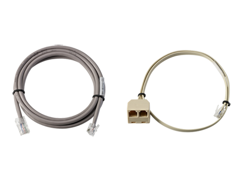 HP Cable Pack for Dual HP Cash Drawer