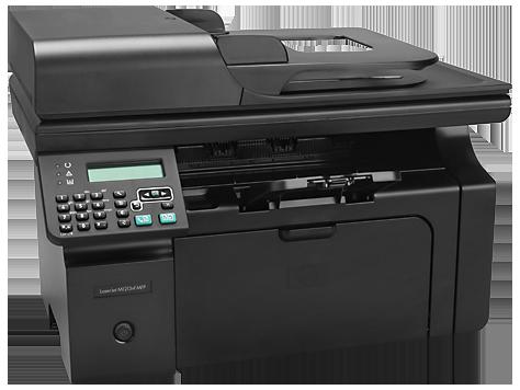 HP LaserJet Pro M1213nf Multifunction Printer