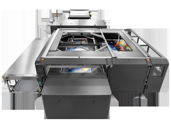HP Scitex FB7600 Industrial Press