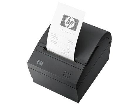 Hp Usb Single Station Thermal Receipt Printer Fk224aa Hp