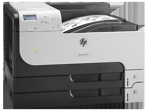 Принтер HP LaserJet Enterprise 700 M712dn