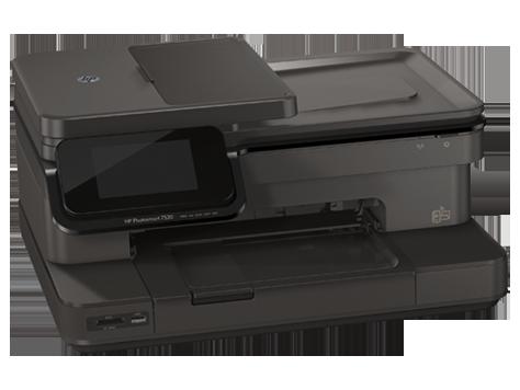 HP Photosmart 7520 雲端全能相片傳真16合1