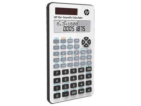 hp 10s scientific calculator nw276aa hp united kingdom rh www8 hp com Calculadora Cietficia HP Calculadora Online