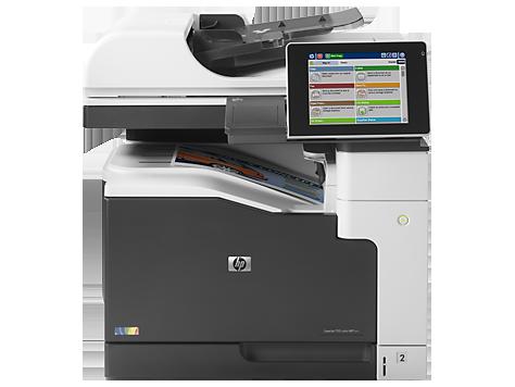 Impresora empresarial HP LaserJet 700 color MFP M775dn