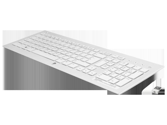 Brezžična tipkovnica HP K5510