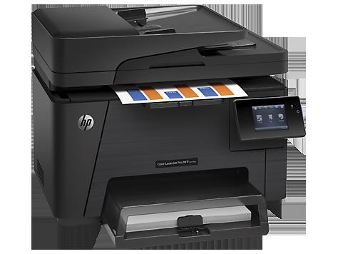 HP Color LaserJet Pro MFP M177fw(CZ165A)| HP® Hong Kong
