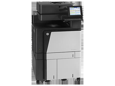 HP Color LaserJet Enterprise flow MFP M880z+ NFC/Wireless Direct