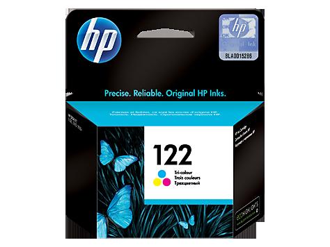 HP 122 Tri-color Original Ink Cartridge