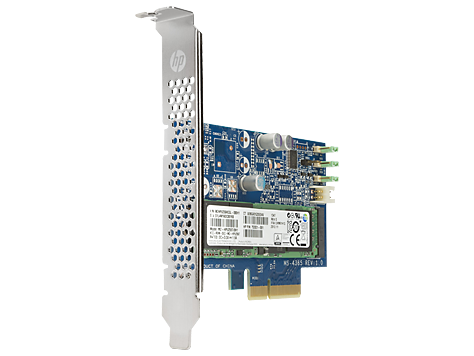 HP Z Turbo Drive 256-GB PCIe solid-state schijf