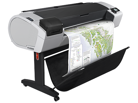 HP DesignJet T795 1118 mm Yazıcı