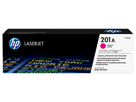HP 201A Magenta Original LaserJet Toner Cartridge