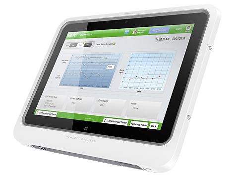 HP ElitePad 1000 G2 Healthcare Tablet